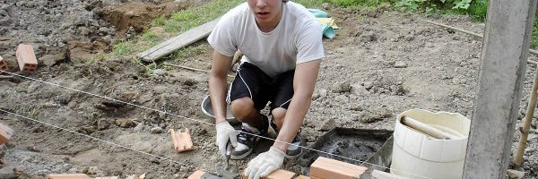 The journey of a house – Community Service Project Vinh Long