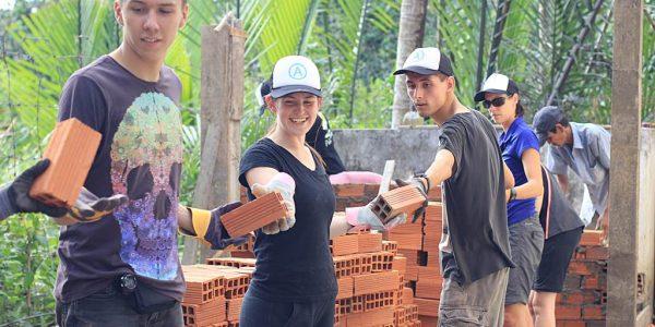 Vietnam School Tour Ben Tre 1