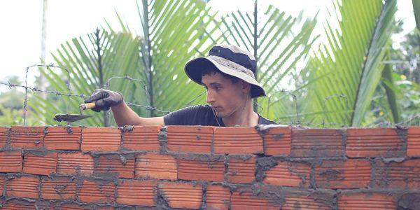 Vietnam School Tour Ben Tre 4