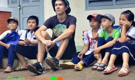 Vietnam service learning Ben Tre – the goodbye to Mekong village